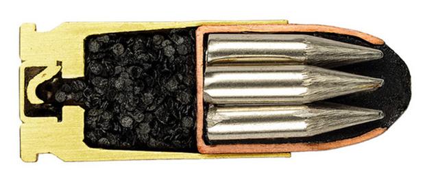 Фото №12 - 17 фотографий разрезанных патронов