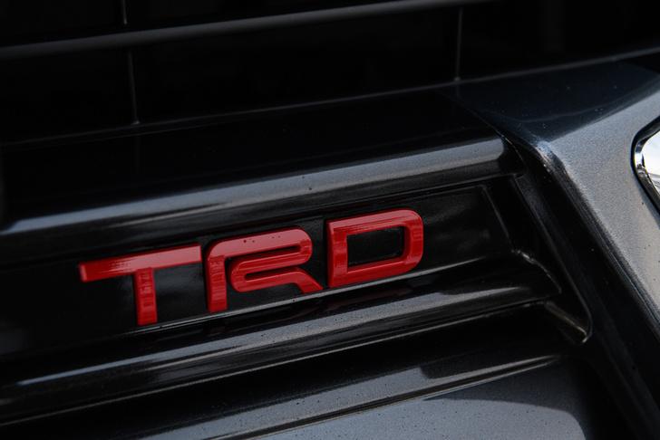 Фото №2 - TRD – три крутые буквы
