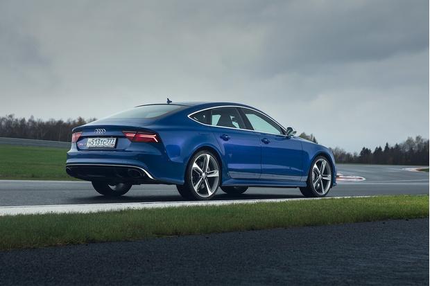 Фото №8 - Audi RS 7 Performance: 605 очень хитрых лошадей