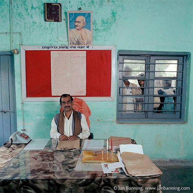 Фото №4 - Как выглядят кабинеты чиновников и служащих в разных странах