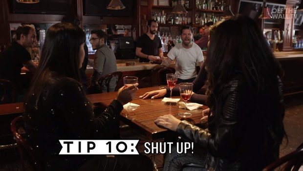 Фото №10 - 10 правил мужского поведения в баре