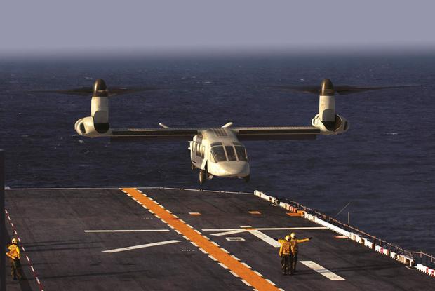 Фото №10 - Оцени новый футуристический вертолет армии США