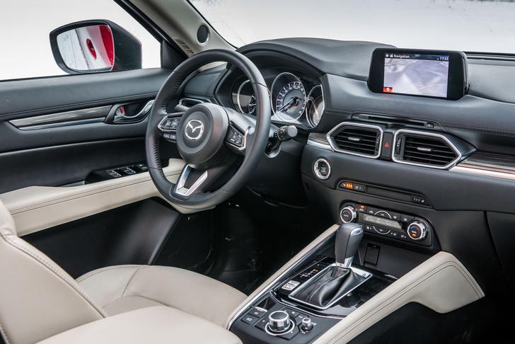 Фото №4 - Почему мир сходит с ума по Mazda CX-5?