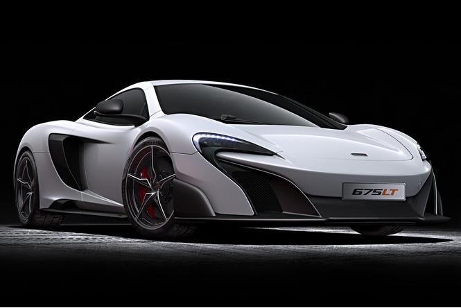 McLaren 675LT — суперкар