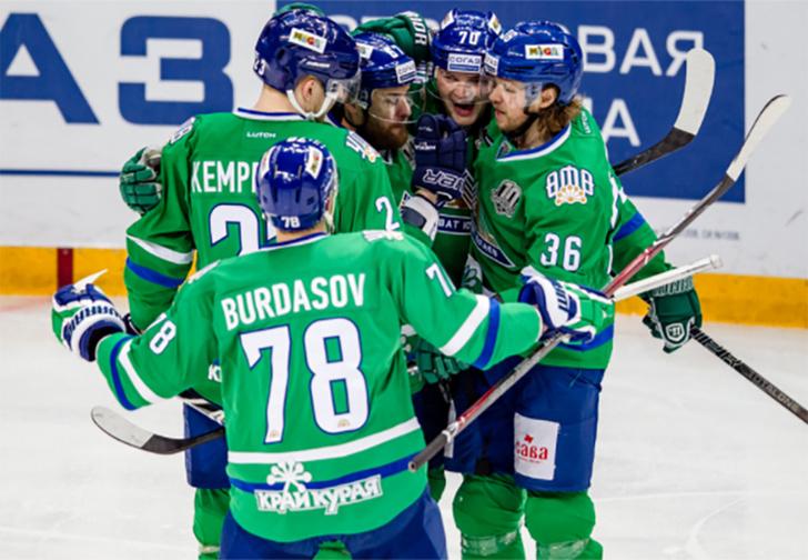 Фото №1 - СКА идет за новым Кубком Гагарина, их не остановить! Все об 1/4 финала плей-офф