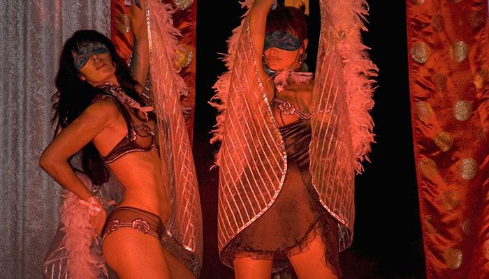 Фото №1 - Научись разбираться  в эротических танцах