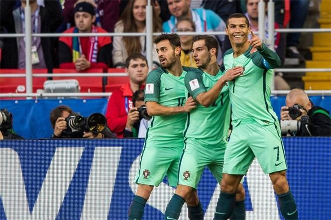 Фото №1 - Мексика — Португалия: прогноз на матч Кубка конфедераций