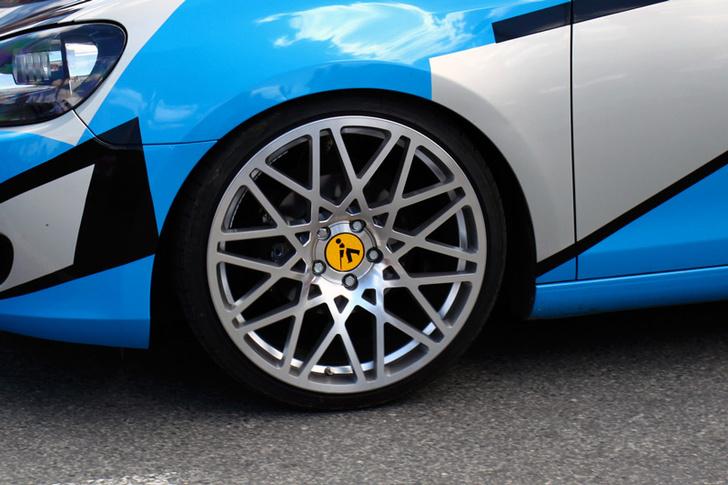 Фото №8 - 25 необычных колес