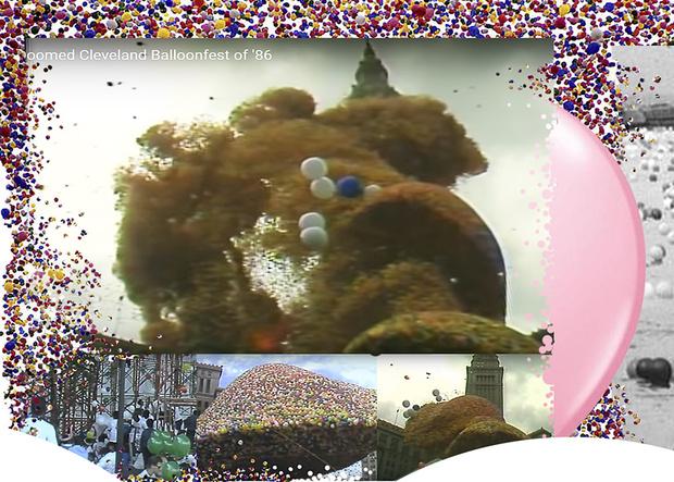 Фото №3 - Рекорд, обернувшийся катаклизмом: история запуска полутора миллиона воздушных шаров