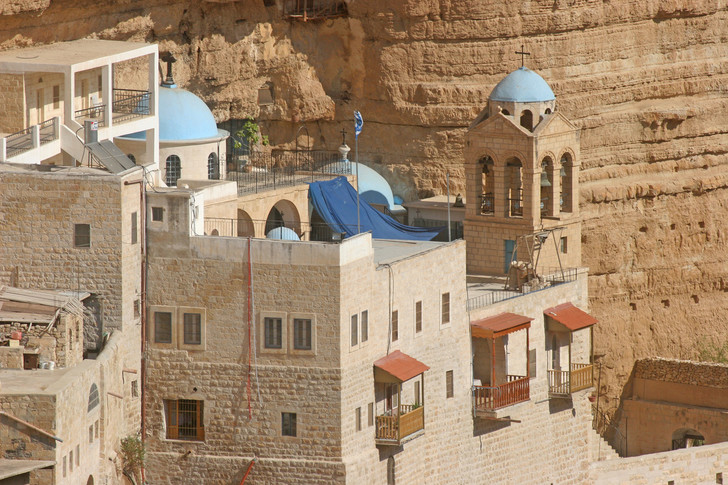 Фото №2 - Идея для библейского отпуска: Монастырь Св. Георгия, Израиль