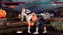 Фото №9 - Девушки из игры Tekken — добро должно быть с кулачками