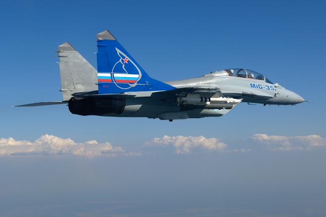МиГ-35 (фото РСК «МиГ»)