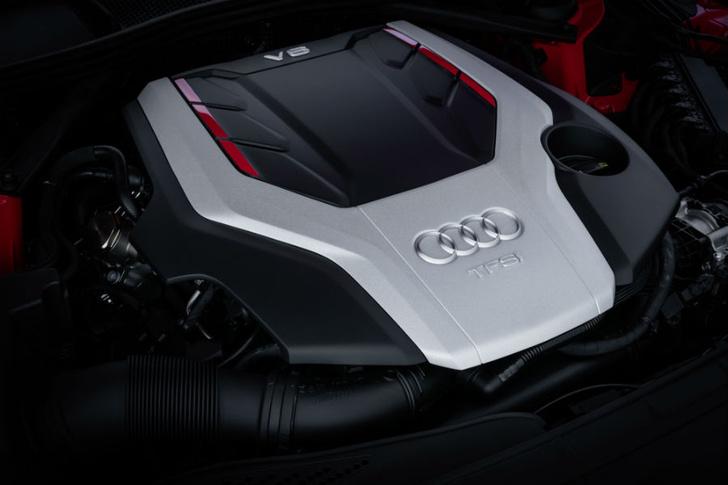 Фото №6 - Быстрее, выше, сильнее: спортивные новинки  Audi A5 и Audi S5 Coupé