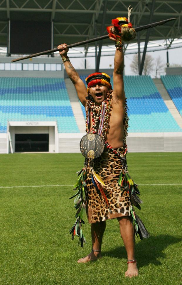 Фото №17 - 50 коротких баек о чемпионатах мира по футболу