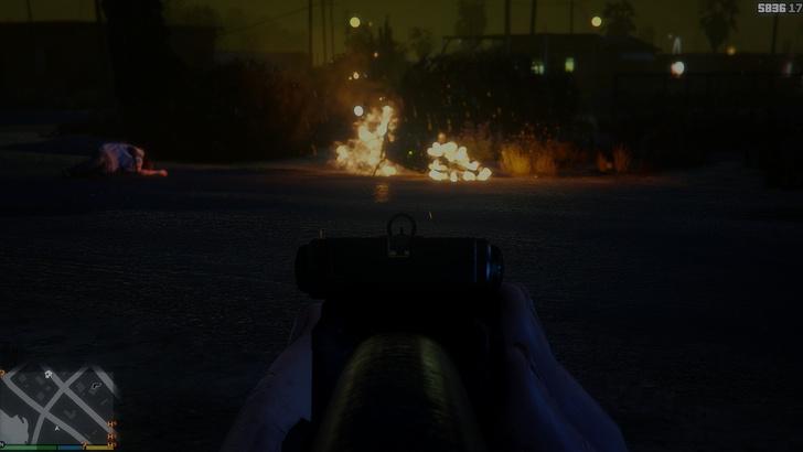 Фото №10 - Grand Theft Auto 5 сделали еще реальнее