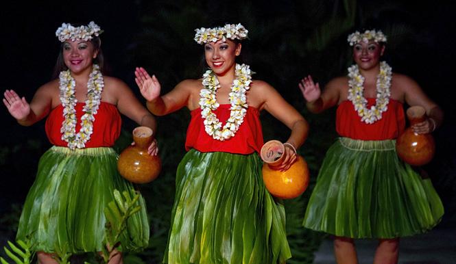 Гавайские венки