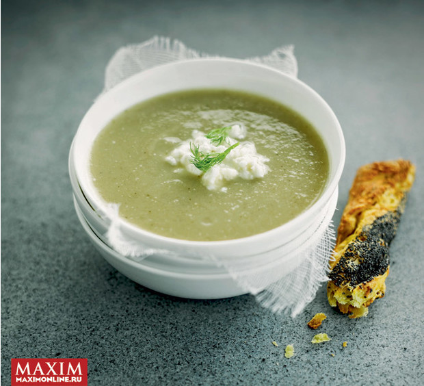 Фото №3 - 6 гурманских супов, приготовить которые сможет даже новичок