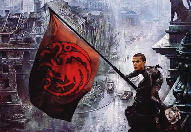 Фото №1 - Шутки и мемы, которые поймет только тот, кто смотрел пятую серию финала «Игры престолов». Часть II