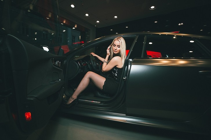 Фото №4 - Клуб джентльменов в Аudi City Moscow устроил вечер в кругу адвокатов
