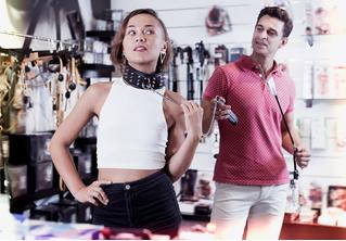 Сотрудник секс-шопа рассказывает о своей работе! Откровенно и без купюр