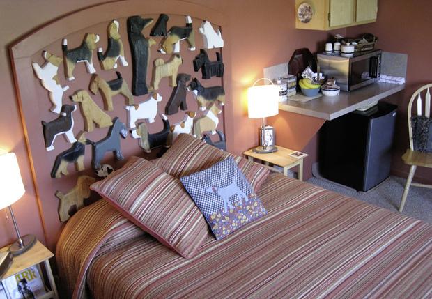 Фото №8 - Отель, где лопаются глаза: 10 страннейших гостиниц