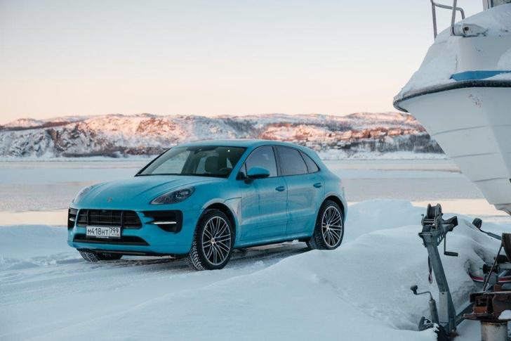 Фото №1 - Porsche Macan: испытан русским севером