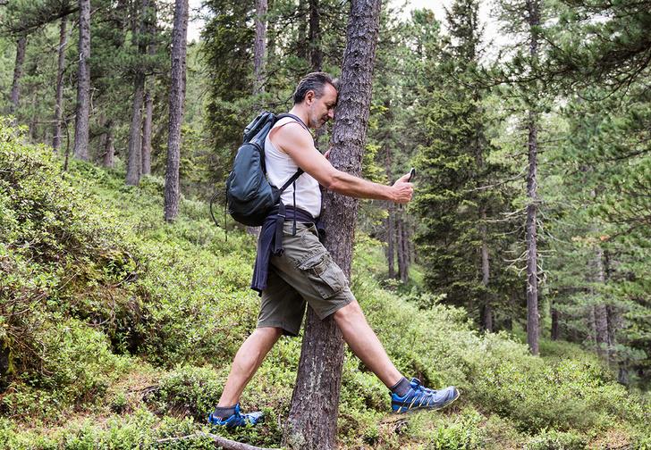 Фото №1 - Польза 10 000 шагов в день— миф! Столько ходить вредно