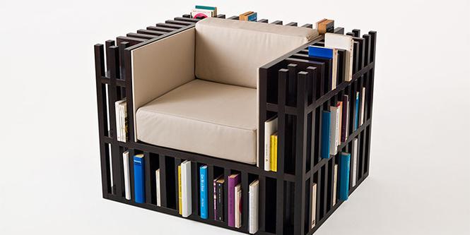 Идея! Организовать домашнюю библиотеку