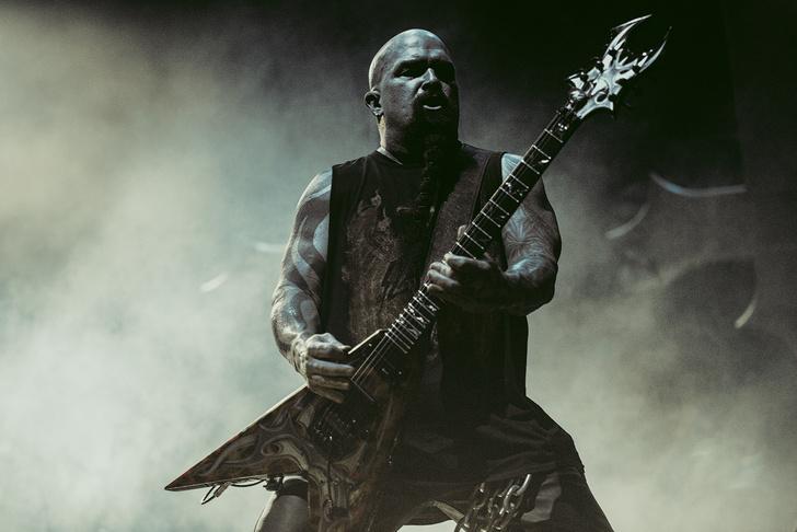 Фото №9 - Как разверзался ад на концерте трэш-металлистов Slayer и Anthrax