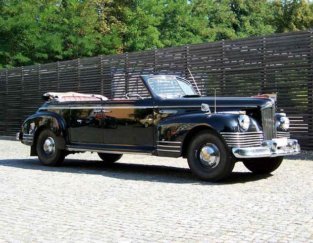 Фото №7 - 5 самых роскошных советских автомобилей