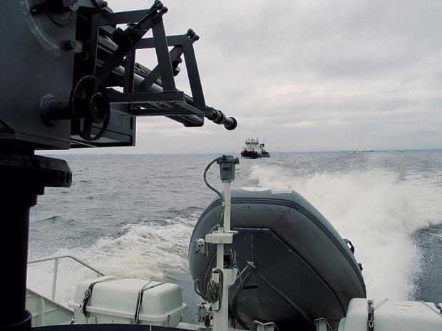 Фото №4 - Как устроен патрульный катер «Мангуст» с ракетной установкой