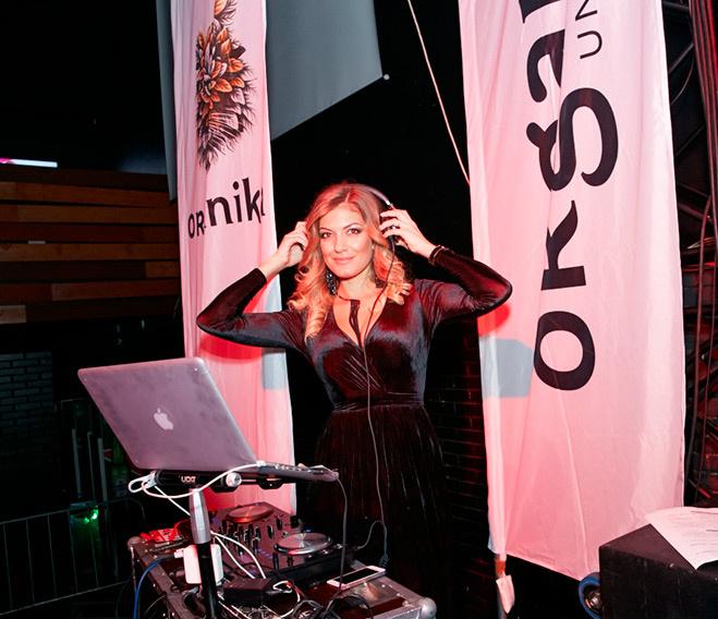 DJ Loona на Miss MAXIM ВКонтакте 2016