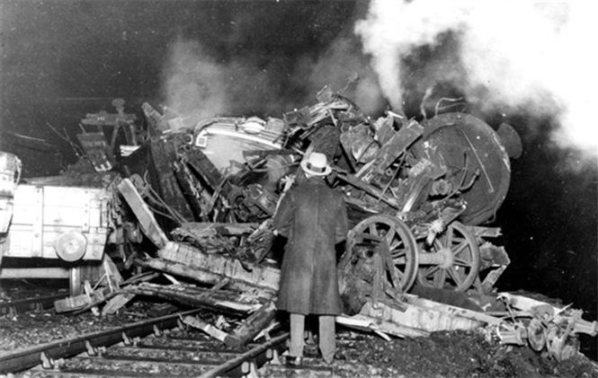 Фото №7 - Самые впечатляющие фото железнодорожных катастроф