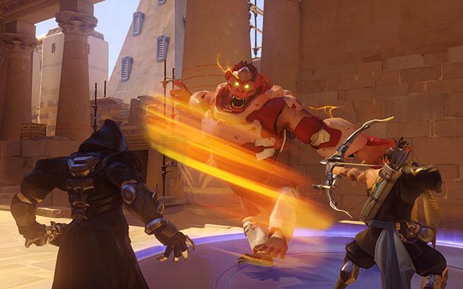 Фото №1 - 7 причин ждать игру Overwatch от Blizzard