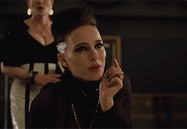 Фото №1 - Натали Портман в трейлере фильма «Голос люкс»