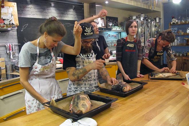Фото №1 - Месяц мужской еды MAXIM и Just Cook готов!