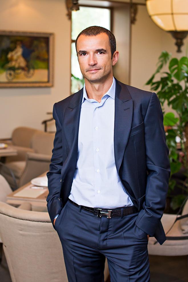 Фото №2 - Интервью с успешным бизнесменом: Президент ресторанного холдинга Bulldozer Group Александр Орлов