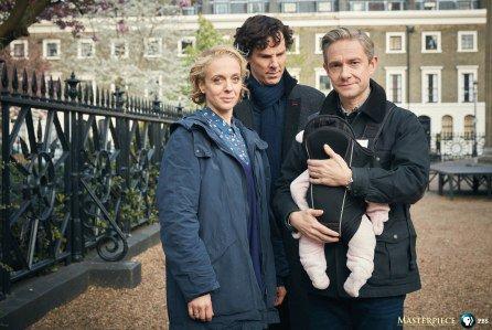 Фото №2 - «Шерлок», «Игра престолов» и «Мир Дикого Запада»: последние новости о любимых сериалах