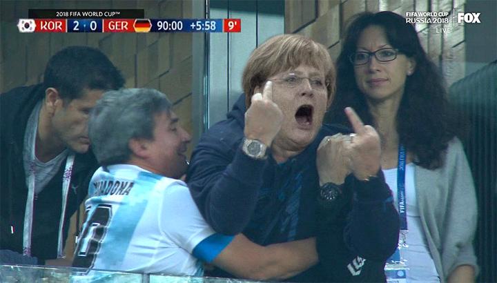 Фото №1 - Лучшие шутки о вылете сборной Германии из чемпионата мира