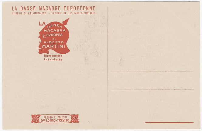 Фото №55 - Жутковатые карикатуры Первой мировой
