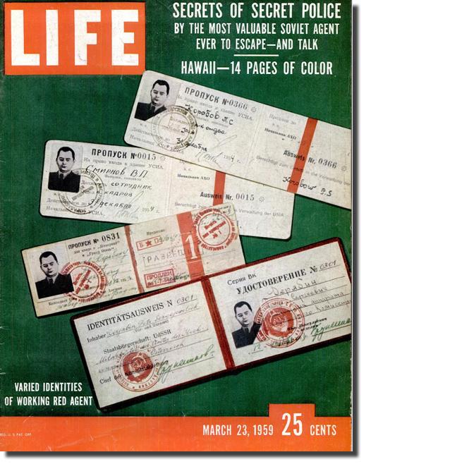 Фото №18 - Самые выдающиеся обложки в истории журнала Life