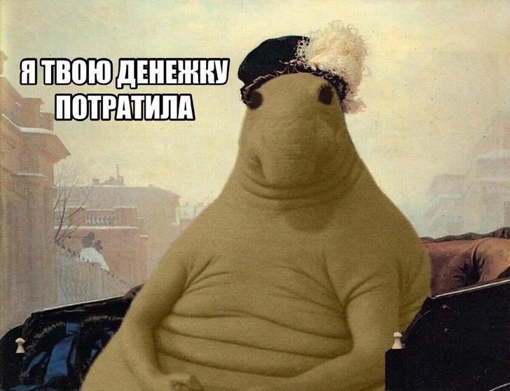Фото №7 - Все лучшие фотожабы со Ждуном в одной подборке!