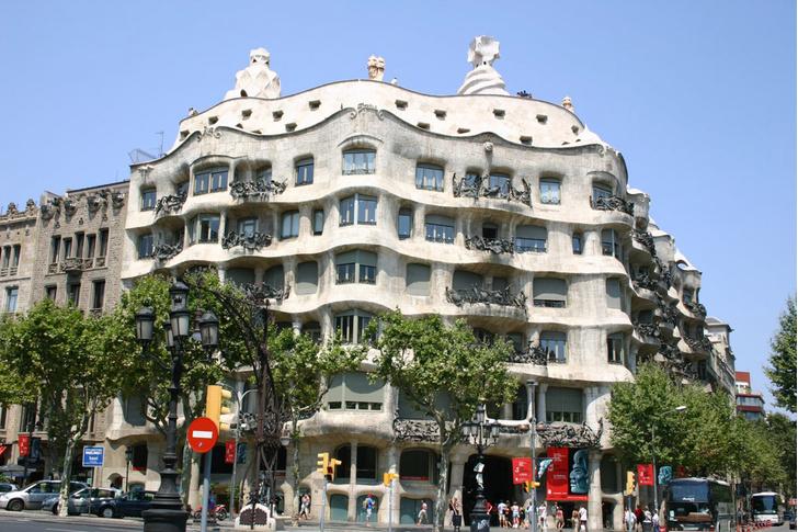 Фото №10 - Антонио Гауди— безумный архитектор, доказавший, что он был прав