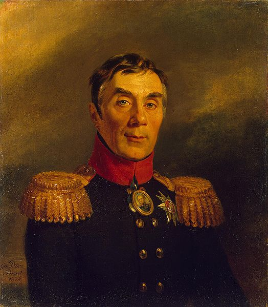 Портрет Алексея Аракчеева