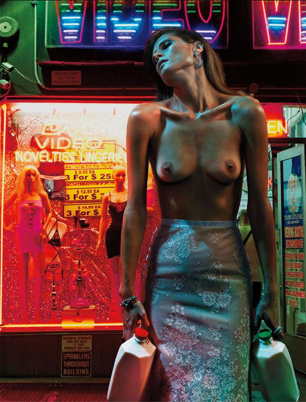13 самых смелых снимков скандального фотографа Стивена Кляйна