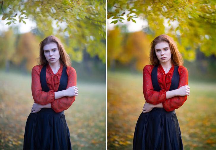 Фото №10 - Фотограф эксперимента ради показала, что такое обработка снимка за 25 центов, 5 долларов и 10 долларов