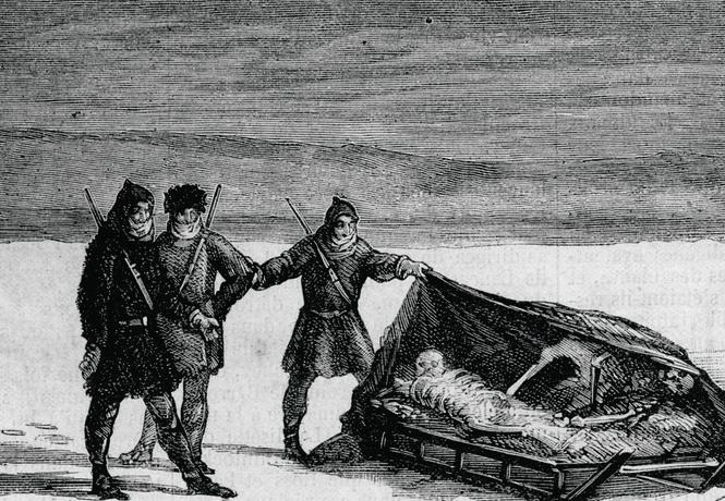 Потерянное покорение: что на самом деле случилось с пропавшими кораблями «Эребус» и «Террор»