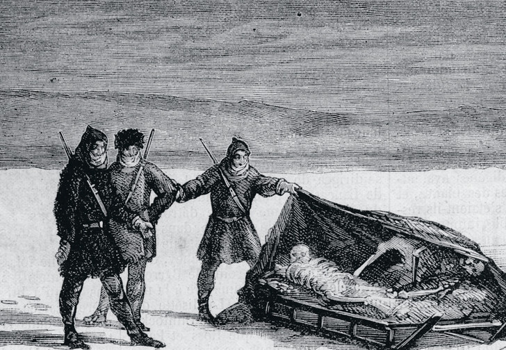 Фото №8 - Потерянное покорение: что в действительности случилось с пропавшими кораблями «Эребус» и «Террор»