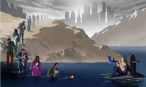 Фото №1 - 11 жестких карикатур Гюндуза Агаева