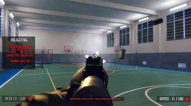 Фото №2 - Их нравы: выходит игра-симулятор стрельбы в школе